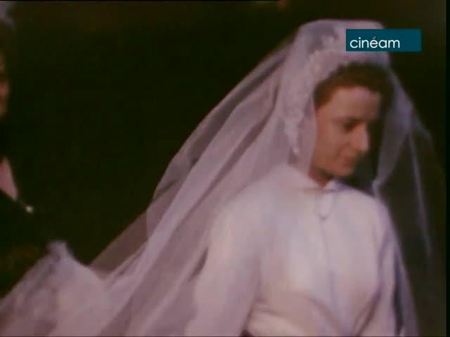 Mariage de Jeanine Moreau